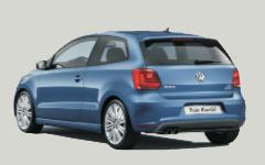 Klasse B: VW Polo, Seat Ibiza, Opel Corsa