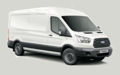 Klasse I: Ford Transit, Peugeot Boxer 8m3