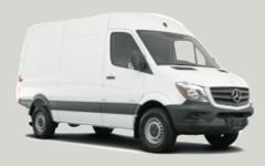 Klasse J: Ford Transit, Mercedes-Benz Sprinter 12m3